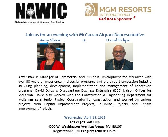 April Monthly Meeting @ Las Vegas Golf Course   Las Vegas   Nevada   United States