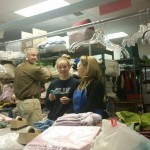 the-bush-family-sorting-linens