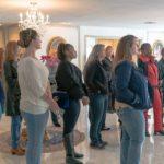 ladies-attending